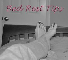 Tips for Moms on Bed Rest ... After 8 weeks on bed rest with 2 little kids, here are some of the things I learned along the way. (Written by Amy, UsingOurWords.com for #DisneyBaby)