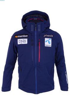 Phenix Men Norway Alpine Team Jacket Blau Phenix Ski Wear