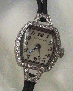 tiffany watch 1915