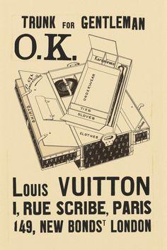 Louis vuitton histoire