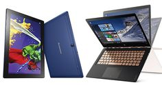 Win a Lenovo Laptop or Tablet