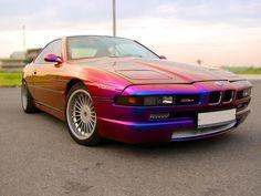 FAB WHEELS DIGEST (F.W.D.): BMW Alpina B12 5.7 Coupe (1992-94)