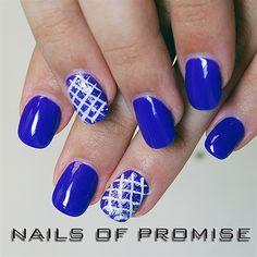 Party Girl 2 by nailsofpromise - Nail Art Gallery nailartgallery.nailsmag.com by Nails Magazine www.nailsmag.com #nailart