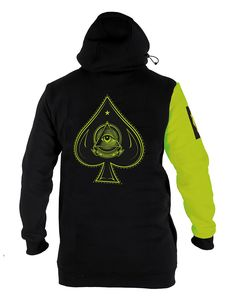 Majesty Rocker Tall Hoodie is a unique freestyle park hoodie. Black and lime green with Majesty logo on front and sleeve, tall neck gaiter and hood will make sure your cool butters have never looked cooler! Ski Usa, Like A Boss, Hoodies, Sweatshirts, Casual Wear, Skiing, Lime, Death, Park