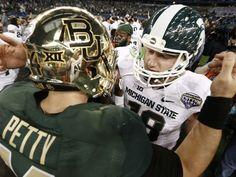 MSU pulls off Cotton Bowl stunner, beats Baylor 42-41