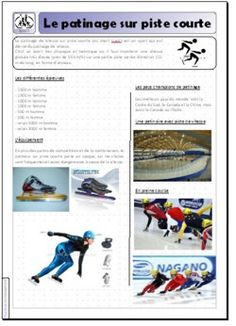 Les jeux olympiques de Sotchi (3) French Teaching Resources, Teaching French, Nagano, Core French, French Classroom, Interesting Blogs, French Teacher, French Immersion, Sports Activities