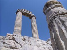 Apollon Temple, Didyma, Turkey