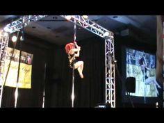 <3 JENYNE BUTTERFLY- Pole Convention 2012