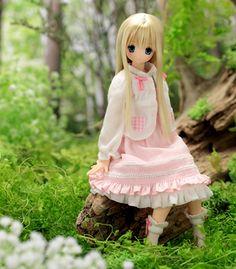 SAHRA Azone International doll