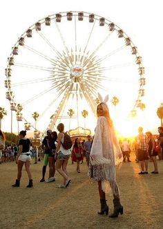 Coachella & Croakies -- Sintillia's Beauty, Fashion & Travel Blog