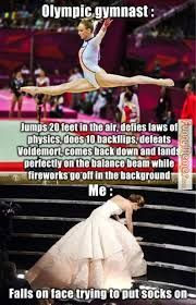 gymnast meme - Google Search