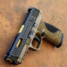 Salient Arms International Tier 1 FDE M&P Standard