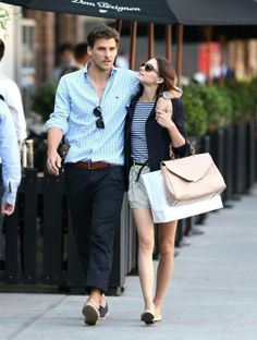 Dream Couple – Olivia Palermo and Johannes Huebl