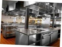 1000 images about restaurant kitchen design on pinterest for Hotel kitchen design