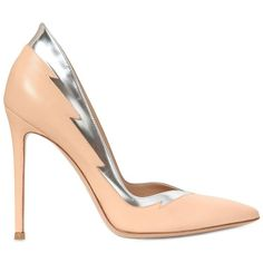 344a3bad35f Shop for Mirror Leather Pumps by Gianvito Rossi at ShopStyle.