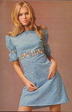 1960's fashion: