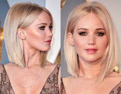 Jennifer Lawrence at the 2016 Academy Awards