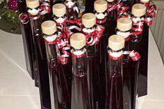 Rotweinlikör, ein sehr leckeres Rezept aus der Kategorie Likör. Bewertungen: 90. Durchschnitt: Ø 4,5.