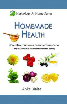 FREE AGAIN FOR YOUR KINDLE!!! GET IT WHILE YOU CAN! Homemade Health - Home remedies your grandmother knew - Simple & effective treatments from the pantry (Herbology At Home) by Anke Bialas, http://www.amazon.com/dp/B0095HJ5I2/ref=cm_sw_r_pi_dp_dKwJrb1EDD45G