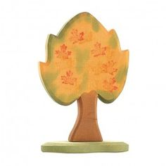 Ostheimer Maple Tree with Base