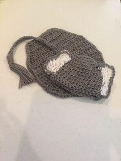 Baby Elephant Hat Set  Crochet Elephant Hat by LittleLuvinStitches
