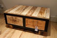 Resultado de imagen de como hacer un baul de madera