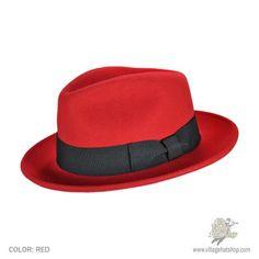 Jaxon Hats Pachuco C-Crown Crushable Fedora Hat Jaxon Hats 60b1ea0311d2