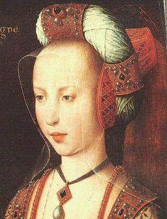 Mary de Bourgone