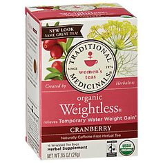 Buy Cranberry Weightless (16 Bag) from the Vitamin Shoppe. Where you can buy Cranberry Weightless and other Traditional Medicinals products? Buy at at a discount price at the Vitamin Shoppe online store. Order today and get free shipping on Cranberry Weightless (UPC:032917000644)(with orders over $35).