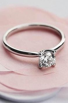 Solitaire engagement rings - is a very popular trend in engagement rings fashion. You can browse solitaire engagement rings by famous world designers. Best Engagement Ring Designers, Popular Engagement Rings, Engagement Ring Shapes, Classic Engagement Rings, Round Diamond Engagement Rings, Engagement Ring Settings, Solitaire Engagement, Solitaire Diamond, Solitaire Rings