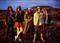 Sticky Fingers. Super laid back Australian music, love it.