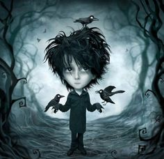 Nevermore by Toon Hertz. ❣Julianne McPeters❣ no pin limits
