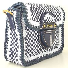Prada Crochet Crossbody