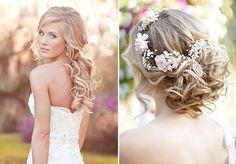 Tendencias en peinados para novias: recogidos informales