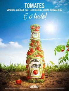 Amostras e Passatempos: Sementes de Tomate HEINZ
