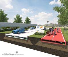 페트병이 말하는 '고속도로의 미래' -테크홀릭 http://techholic.co.kr/archives/37249