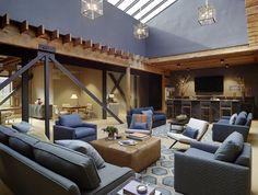 Designer de interiores: Palmer Weiss.  Fotografia: http://palmerweiss.com