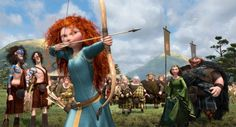 If you had the chance to find out more about the making of a gorgeous Pixar film, wouldja? Ever since Brave came out in 2012, we've been fantasizing about letting our hair flow in the wind as we ride through the glen, firing arrows into the sunset.