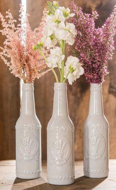 decoración botellas de vidrio 10