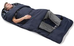 Der perfekte Schlafsack für die heiße Festivalsaison – The Zippered Vents Sleeping Bag on http://www.drlima.net