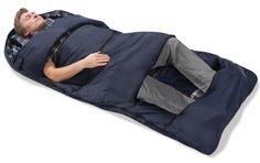 Der perfekte Schlafsack für die heiße Festivalsaison – The Zippered Vents Sleeping Bag on http://www.drlima.net