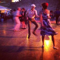 Senigallia summer jamboree: a jump in America 50's and 60's
