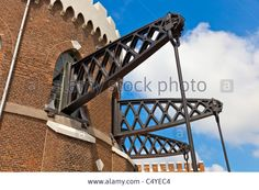 Beams Of Beam Engine At De Cruquius Steam Powered Water Pumping Stock Photo, Picture And Royalty Free Image. Pic. 37483380