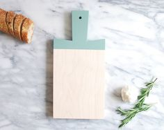 Eucalyptus Maple Paddle Cutting Board | Host Gift | Wooden Cutting Board | Painted Chopping Board | Hostess Gift
