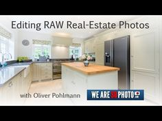 Editing RAW Real Estate Photos in Lightroom - #1 - YouTube