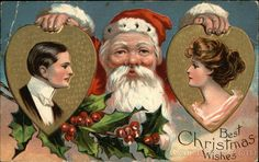 Best Christmas Wishes Xmas - Santa Claus Series