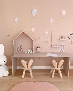 🐰Cocuk odası masası ve sandalyelerimiz 🐰sipariş için dm lütfen # Wood Cut, Office Desk, Tiny House, Baby, Kids, Inspiration, Furniture, Instagram, Joinery