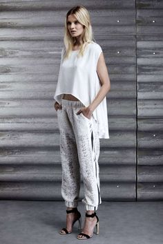 // FASHION // SPORT LUXE // JAY AHR // RESORT 2014 // EFFORTLESS SOPHISTICATION