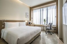 Guestroom / Suite at One Farrer Hotel & Spa Singapore by DP Design