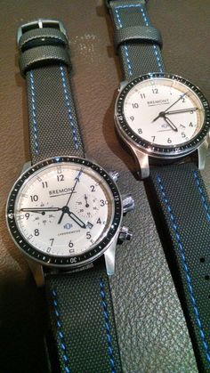 An Encounter with the Bremont Watch Company at Oster Jewelers (Photo set) Men's Watches, Luxury Watches, Fashion Watches, Watches For Men, Authentic Watches, Tic Toc, Watch This Space, Watch 2, Watch Companies